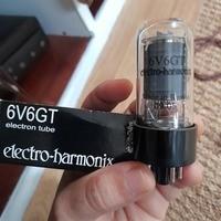 Electro-Harmonix 6V6 Matched Pair (34976)
