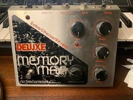 Electro-Harmonix Deluxe Memory Man Mk4 (30992)