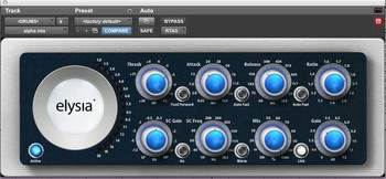 Elysia Alpha Compressor Plug-in