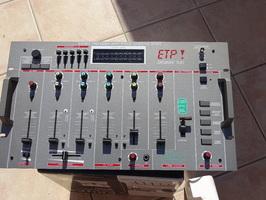 table de mixage etp