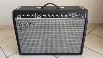 Fender '65 Deluxe Reverb [1993-Current] (50605)
