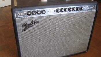 Fender '65 Twin Reverb [1992-Current] (46091)
