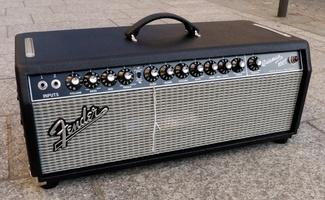 Fender Bassman Pro 100T