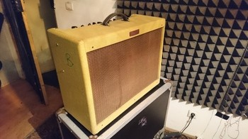 Fender Blues Deluxe Reissue (4629)