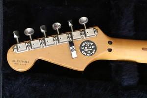 Fender Classic Stratocaster Floyd Rose (79942)