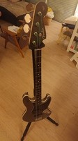 Fender Deluxe Aerodyne Jazz Bass (97600)