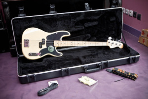 Fender 60th anniversary Precision Bass Limited Edition