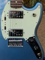 Fender Pawn Shop Mustang Special