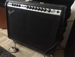 "Fender Twin Reverb ""Silverface"" [1968-1982] (1924)"