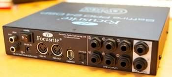 Focusrite Saffire Pro 24 DSP