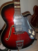 Framus black rose  - 650 €