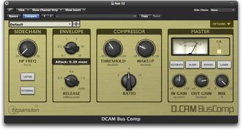 FXpansion DCAM Dynamics