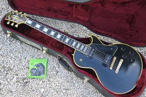 Gibson 1954 Les Paul Custom VOS - VOS Ebony (64614)