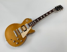 Gibson Pete Townshend Deluxe Gold Top '76 (43823)