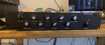 Gyraf Audio Pultec PEQ1A Clone (11770)