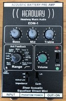 Headway Music Audio EDM-1 (87392)