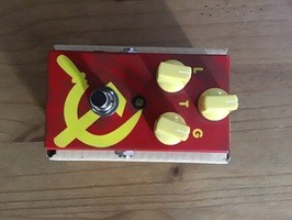 Jam Pedals Red Muck (94035)