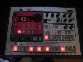 Korg Electribe Ea-1 & Electribe Er-1