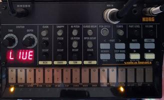 Korg Volca Beats (29960)