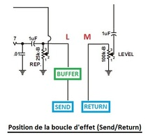 Effect Loop on Delay Pedal