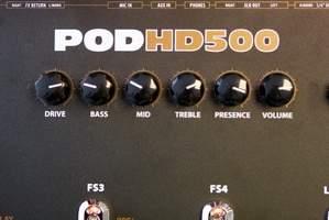 Line 6 Pod HD 500