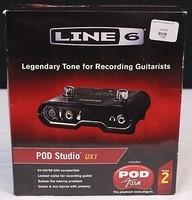 Line 6 POD Studio UX1 (69689)