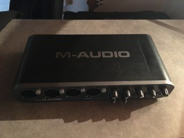 M-Audio Fast Track Ultra (13857)