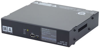 MA Lighting  - 2Port Node onPC 1k - 800 €
