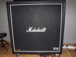 Baffle Marshall 1960 B Lead 4x12 Pan Droit - 350 €