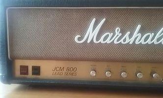 Marshall 1987 JCM800 Lead [1981-1989] (7061)