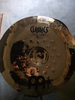 Meinl Pack 3 Cymbals Classic Series (58825)