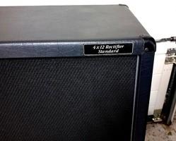 Mesa Boogie Recto 4x12 Standard Slant (16996)