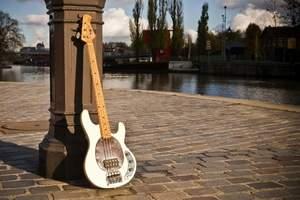 MusicMan Classic Stingray 4