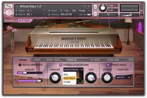 Native Instruments Alicia's Keys