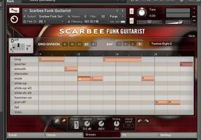 Native Instruments Scarbee Funk Guitarist