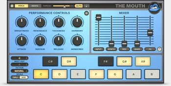 Native Instruments The Mouth (56867)