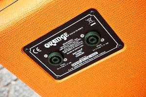 Orange Bass Terror 500 et SP210