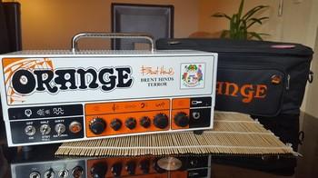 Orange Brent Hinds Terror (56997)