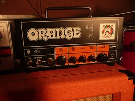 Orange Jim Root Terror #4