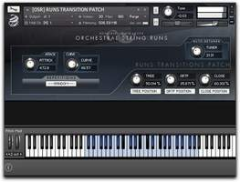 Orchestral Tools Orchestral String Runs