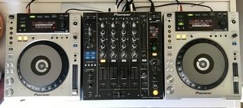 Pioneer CDJ-850 (33068)