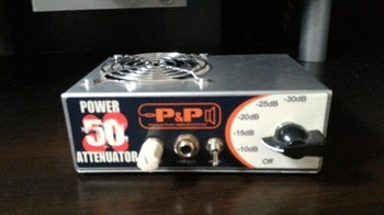 Plug & Play Amplification Power Attenuator 50 II (82563)