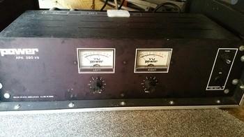 Power Acoustics APK 280 B (2096)