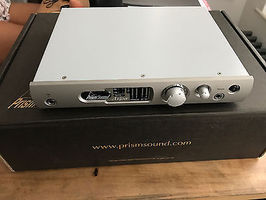 Prism Sound Lyra 1 USB 20 Audio Interface