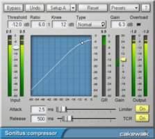 Sonitus:Fx compressor