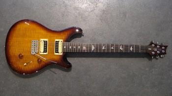 PRS SE Custom 24 - Tri-Color Sunburst (43281)