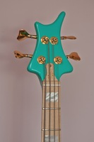 Jens Ritter Instrument R8-Singlecut