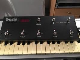 Rjm Music Technologies MasterMind - Midi Foot Controller (88095)