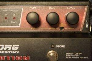 Rocktron Cyborg Distortion