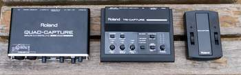 Roland Quad Capture